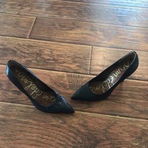 Sam Edelman Shoes - 🤩ONE DAY SALE! Sam Edelman Black Heels, Sz 8.5